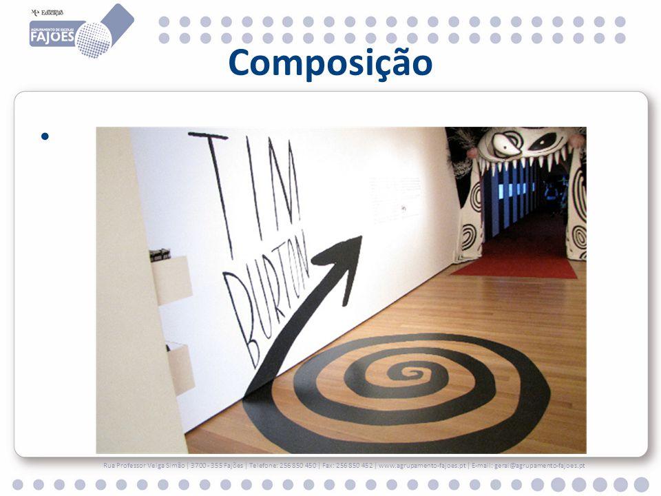 Composição Rua Professor Veiga Simão | 3700 - 355 Fajões | Telefone: 256 850 450 | Fax: 256 850 452 | www.agrupamento-fajoes.pt | E-mail: geral@agrupa