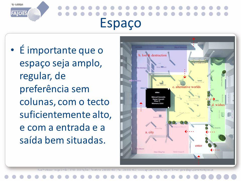 Espaço Rua Professor Veiga Simão | 3700 - 355 Fajões | Telefone: 256 850 450 | Fax: 256 850 452 | www.agrupamento-fajoes.pt | E-mail: geral@agrupament