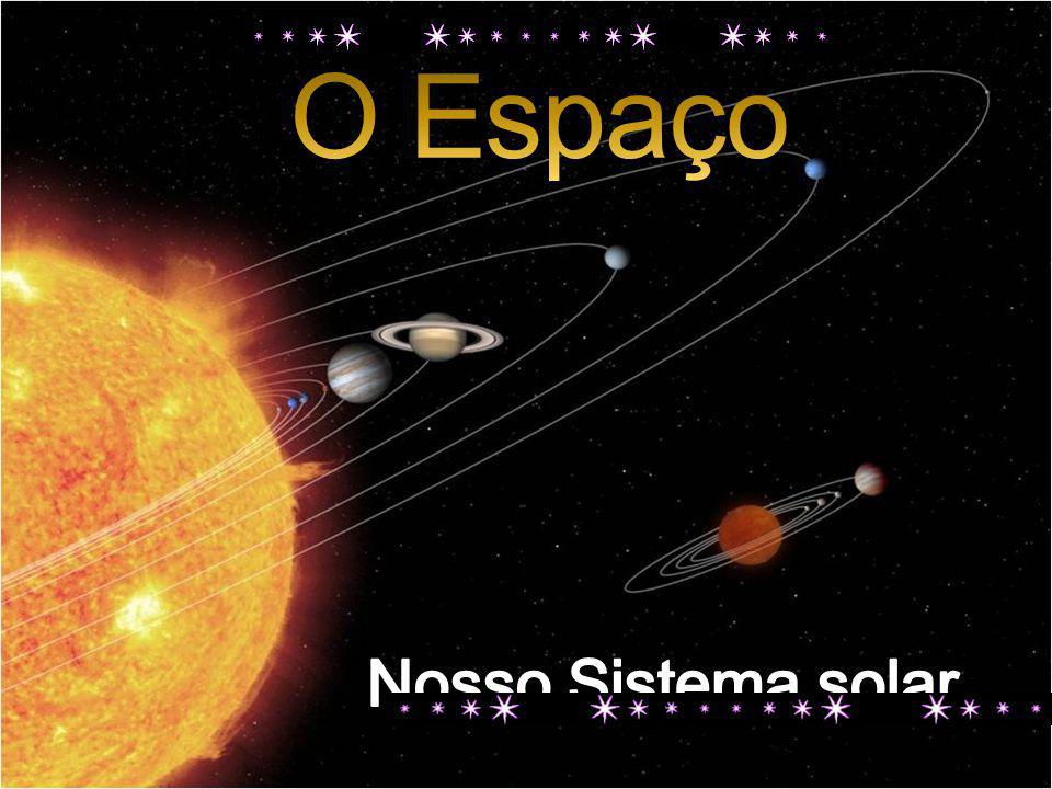 terra sistema solar via lactea universo