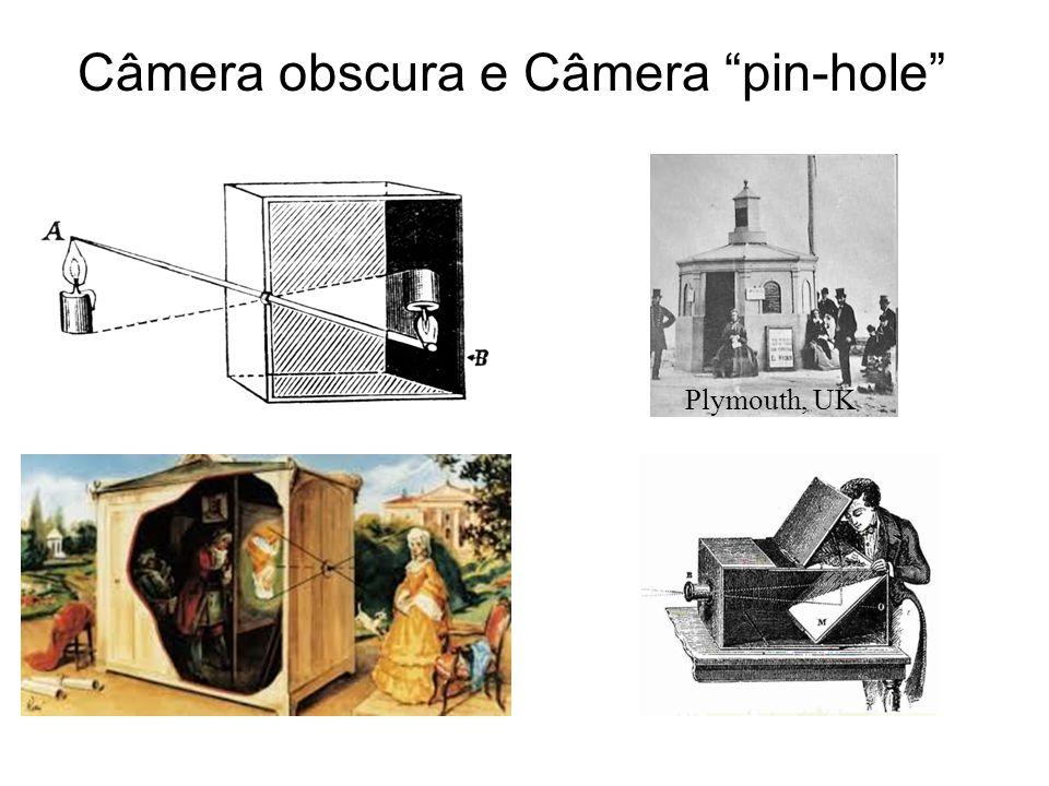Câmera obscura e Câmera pin-hole Plymouth, UK