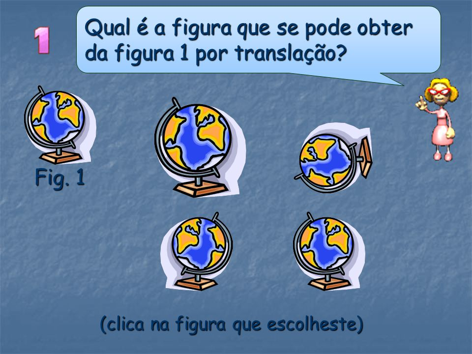 Composição de Translações Assim, a sequência de duas translações, T após T, pode ser substituída por uma única translação,T, sendo. Assim, a sequência