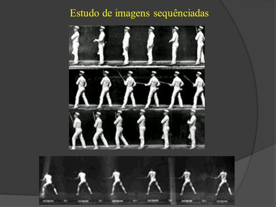 Estudo de imagens sequênciadas