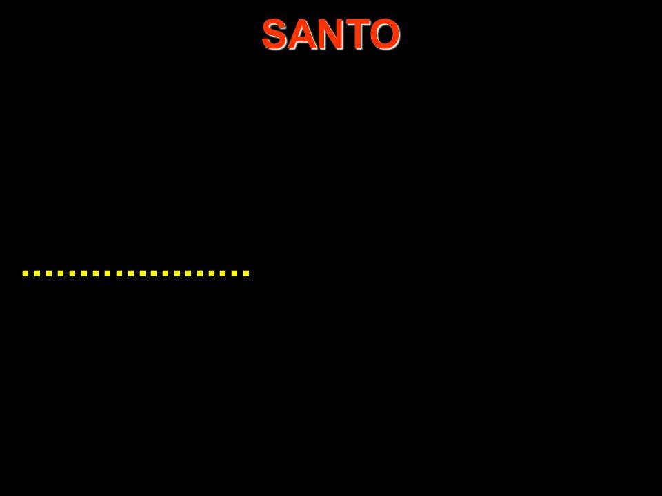 .................... SANTO