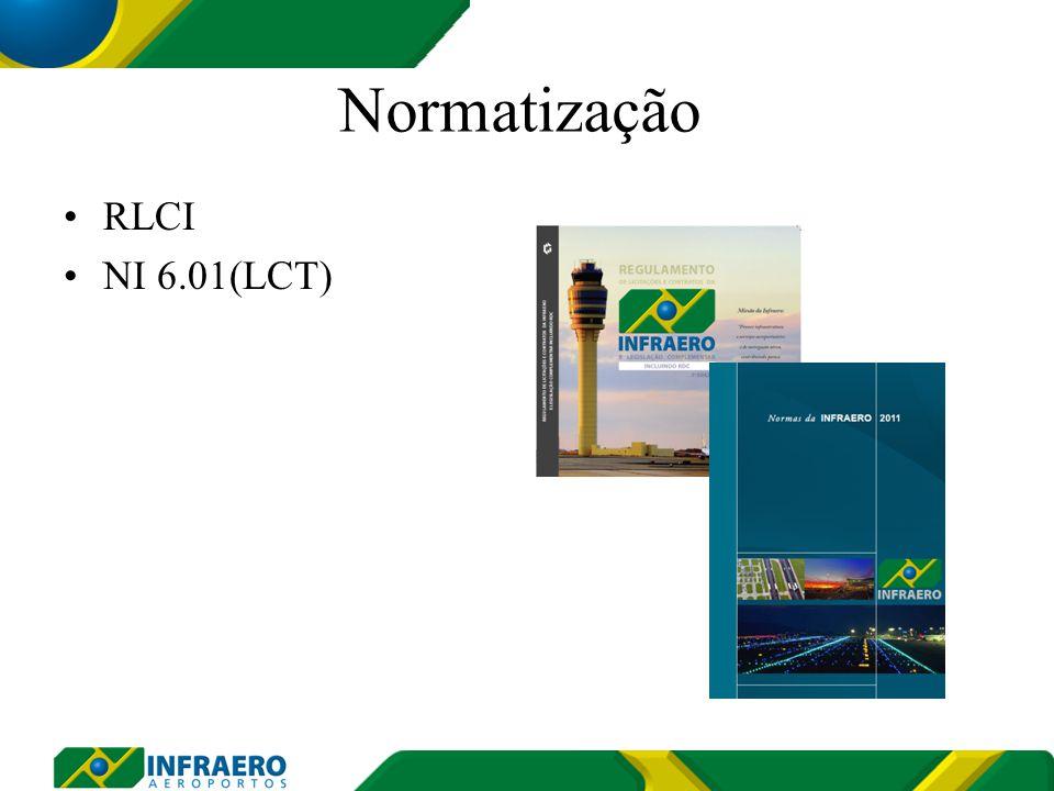 Normatização RLCI NI 6.01(LCT)