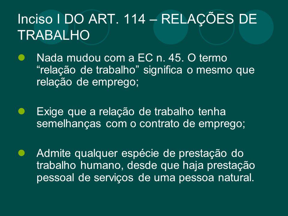 COMPETÊNCIA TERRITORIAL Art.