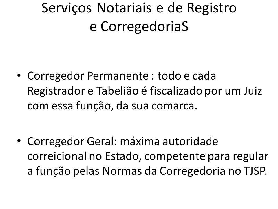 Função Notarial e Registral Como interpretar-aplicar o Registro??