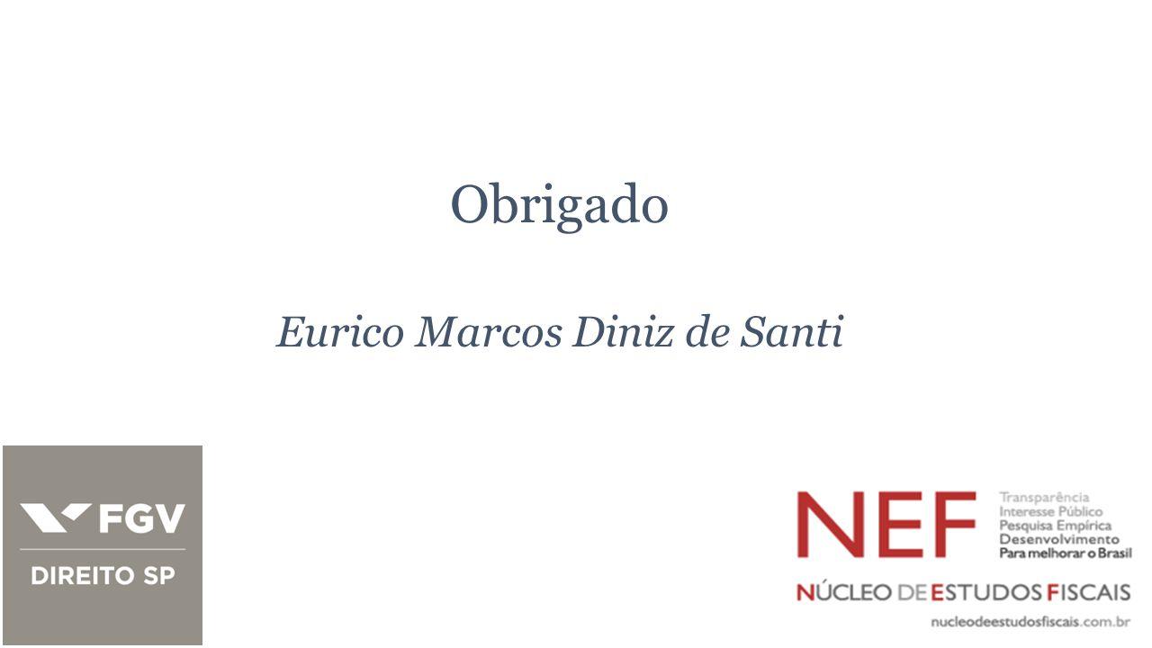 Obrigado Eurico Marcos Diniz de Santi 48