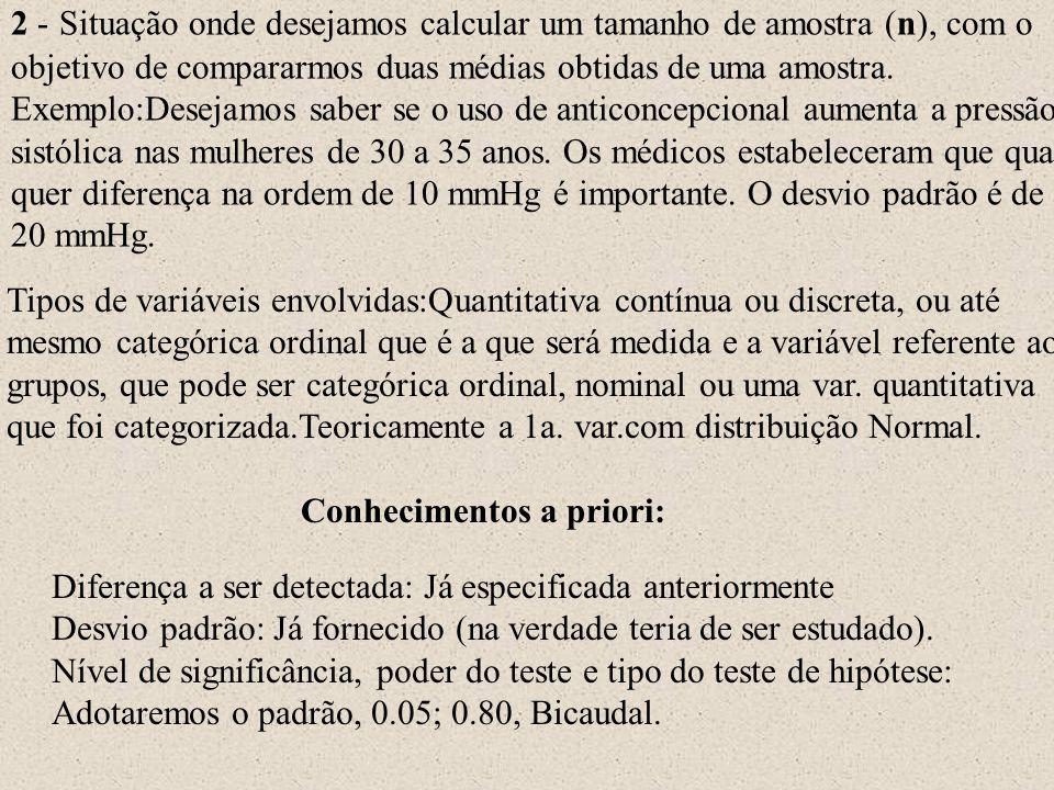 Repare que o tipo do teste de hipóte se já esta especificado como Not equal que é o mesmo que bicaudal bem como o nível de significância de 0.05.