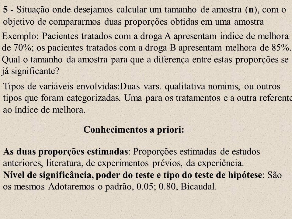 Voltamos à tela em 'Power and Sample Size' e vamos em '1 Proportion' Na nova tela inserimos a proporção sugerida em 'Alternative values of p' o poder