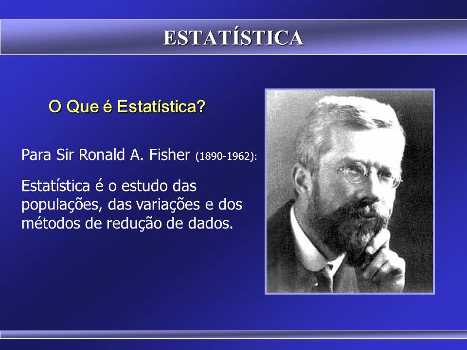 ESTATÍSTICA ESTATÍSTICA Origem no latim: statusisticum status (estado) + isticum (contar) Informações referentes ao estado Coleta, Organização, Descri