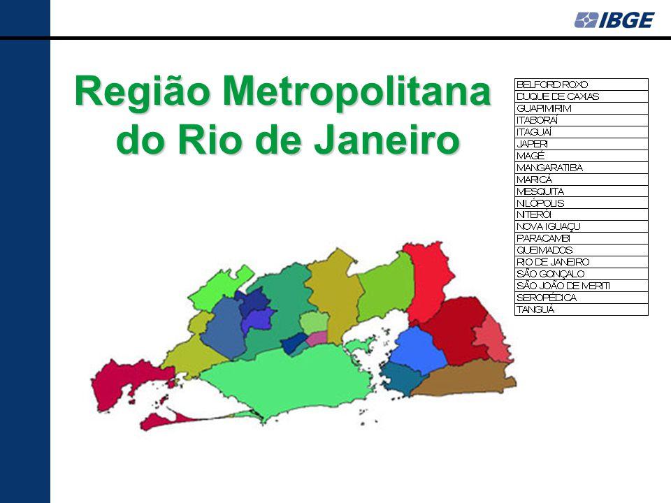 Região Metropolitana do Rio de Janeiro do Rio de Janeiro