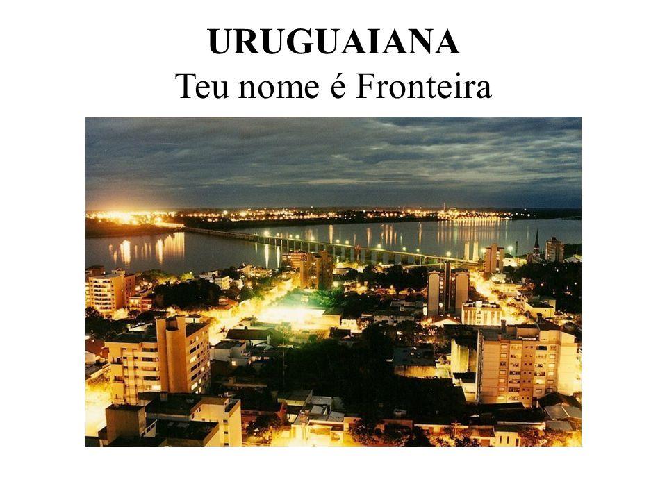 Características de Uruguaiana Uruguaiana é um município que apresenta um conjunto de características muito particulares.