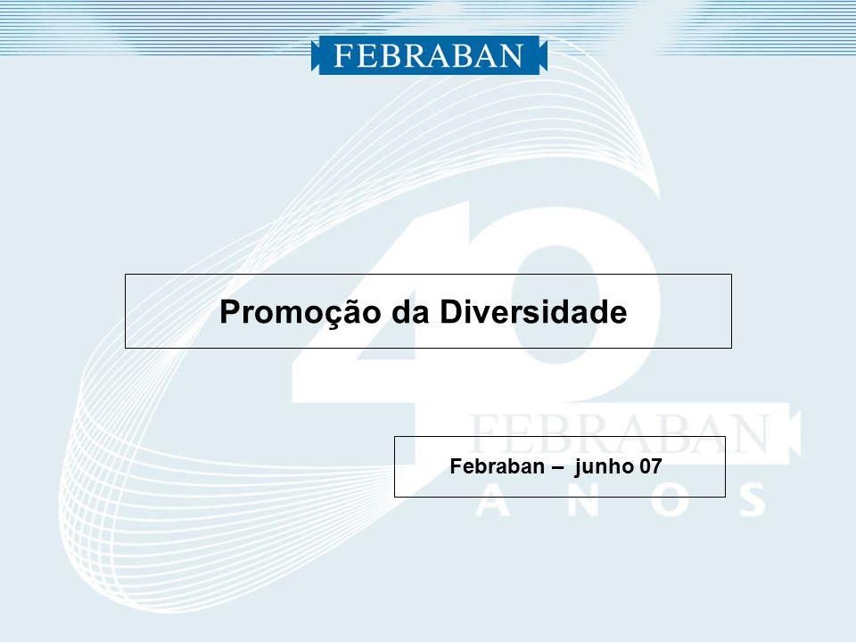 Promoção da Diversidade Febraban – junho 07