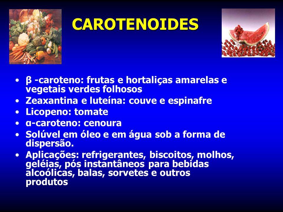 A capsantina e a capsorubina são os principais pigmentos das pimentas vermelhas Capsicum annum. Obtido a partir das pimentas secas e moídas. Comercial