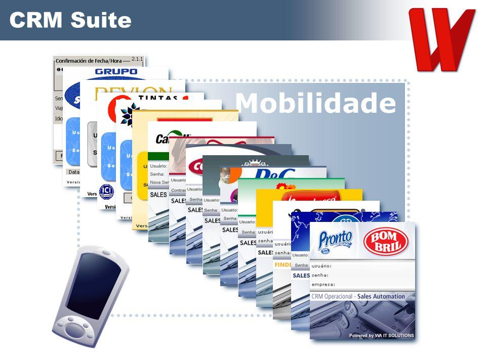 Mobilidade CRM Suite