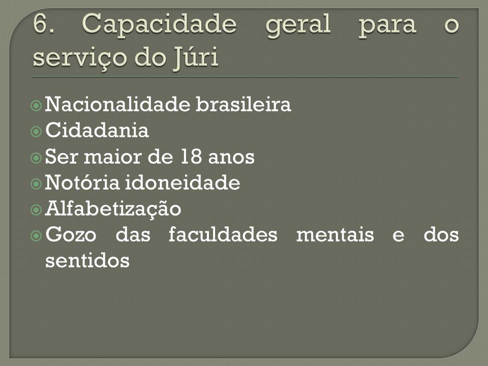 Crime tentado / capitulação diversa, mas também de competência do Júri Quesito formulado após o 2º quesito (autoria) (art.