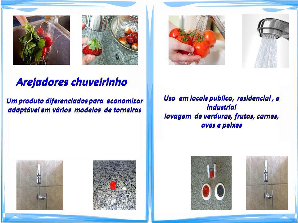 Um produto diferenciados para economizar adaptável em vários modelos de torneiras Uso em locais publico, residencial, e industrial lavagem de verduras