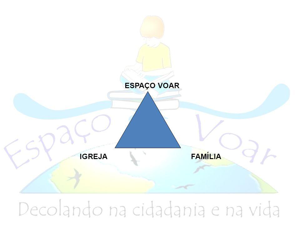 ESPAÇO VOAR IGREJAFAMÍLIA
