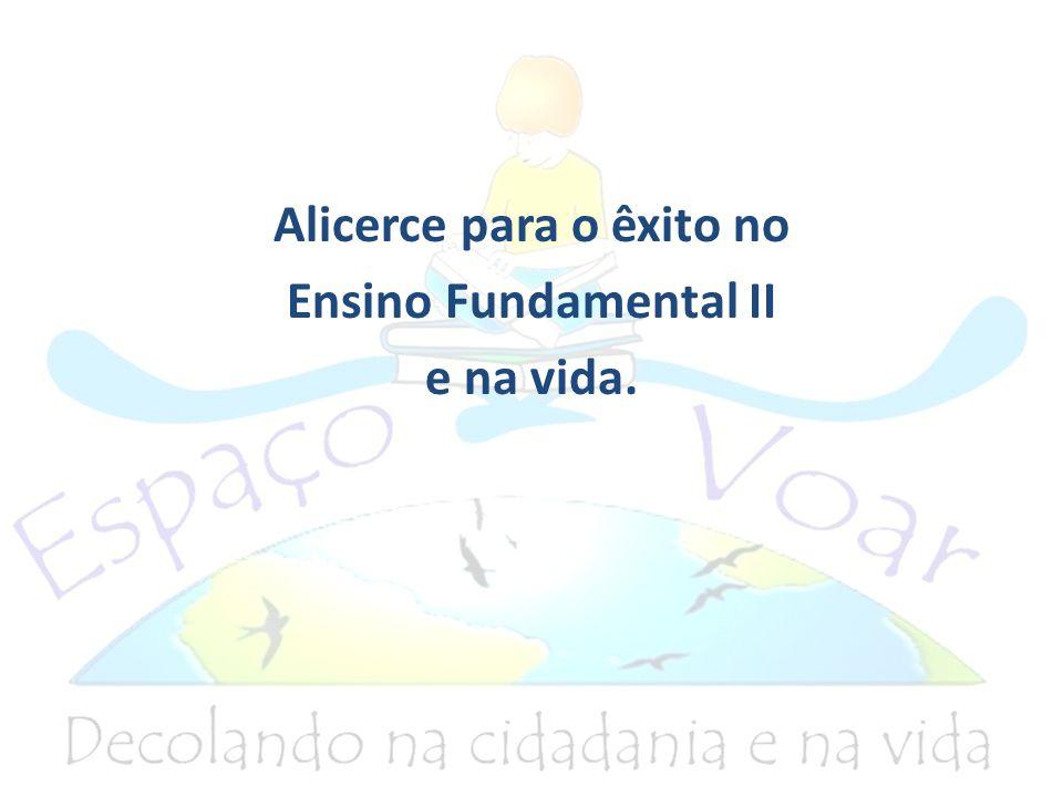 Que o Espaço Voar seja um instrumento de benção para as crianças, e que crie nas crianças o desejo de serem bençãos onde estiverem