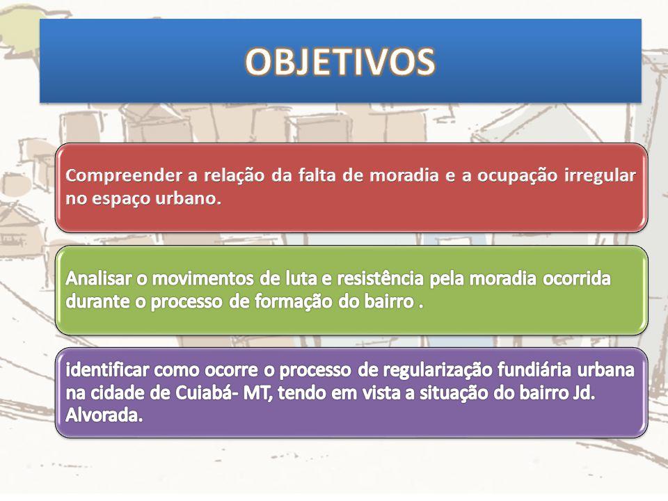 Do antigo Quarta-Feira ao atual Alvorada A Lei Complementar n.º 231/2011, que Disciplina o Uso, Ocupação e Urbanização do Solo Urbano no município de Cuiabá .