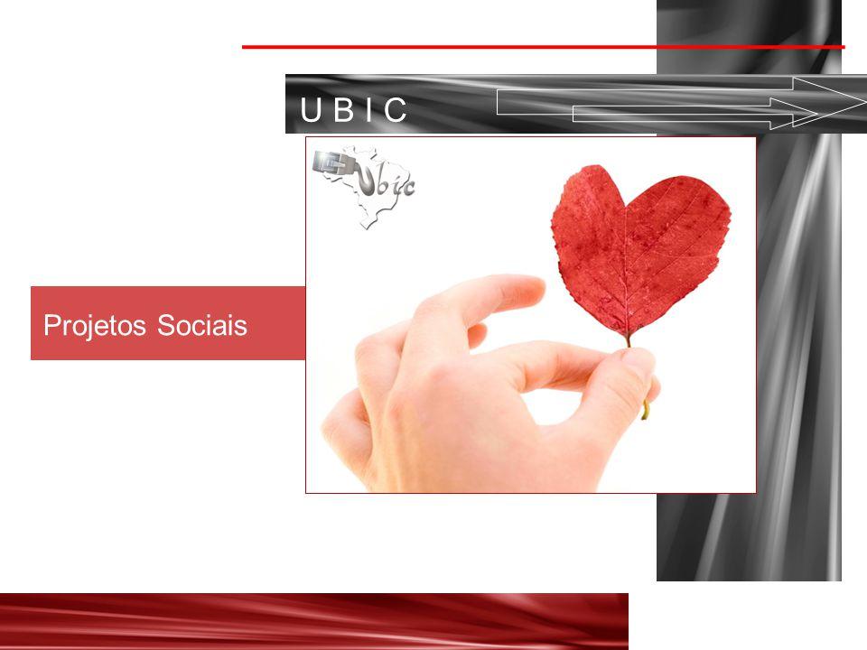 Projetos Sociais U B I C