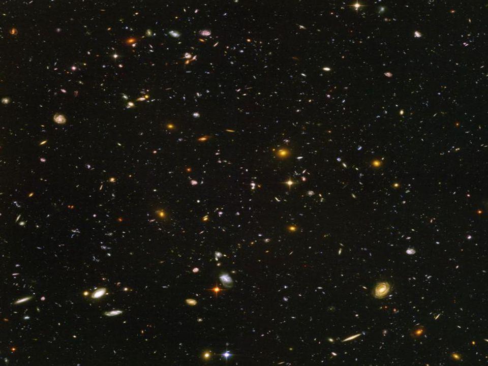  O que é espaço?  É outro conceito fundamental da física