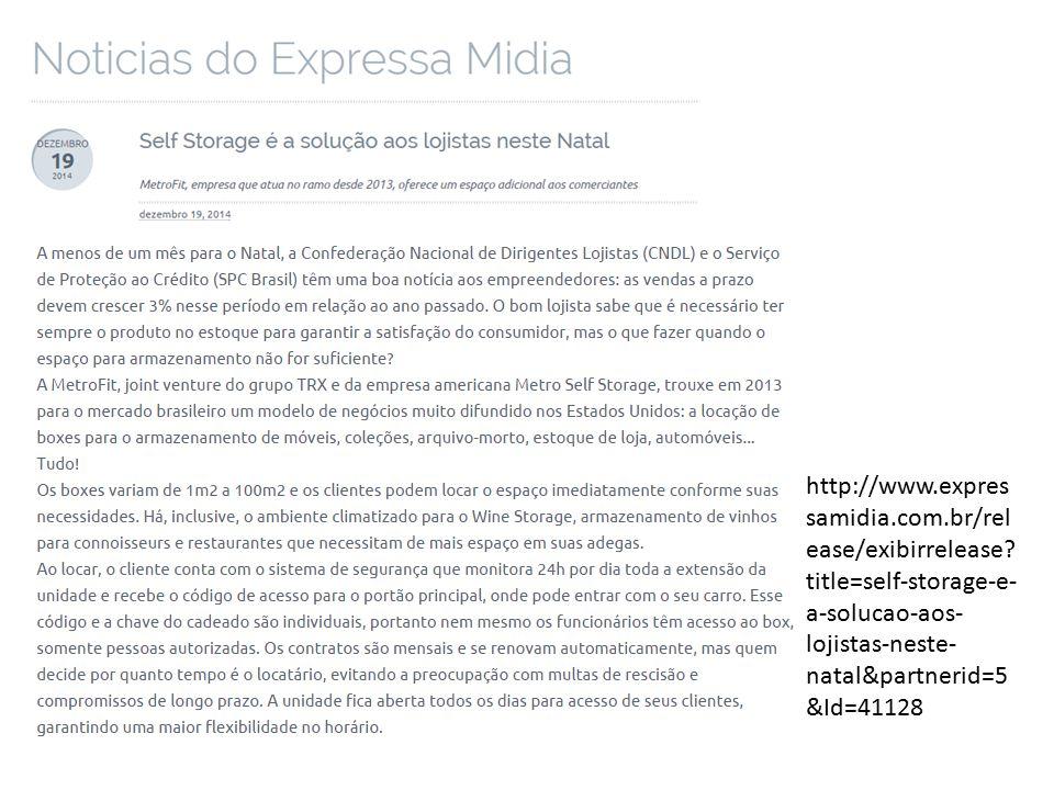 http://www.expres samidia.com.br/rel ease/exibirrelease.