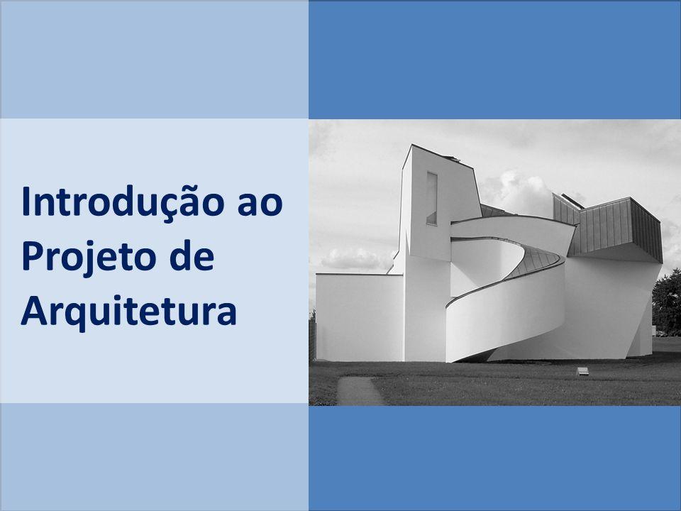 Projeto = criatividade + informação Criatividade: solução do problema/ essência do projeto / forma que se expressa Informação: representação da proposta / apresentação