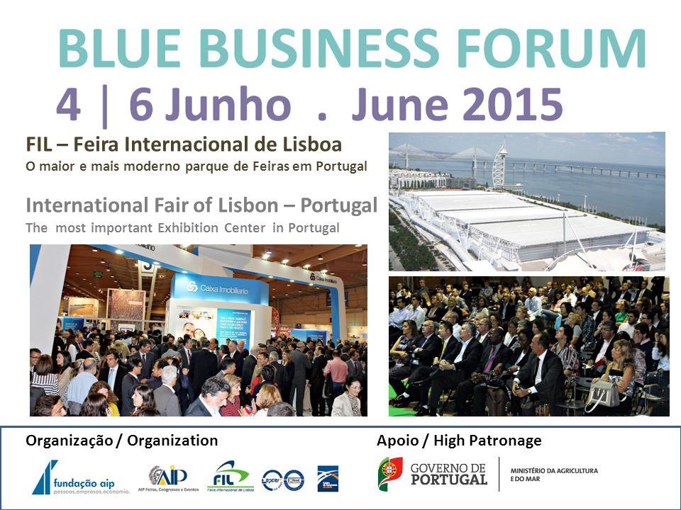 Blue Business Forum é um evento internacional organizado pela Fundação AIP integrando o programa da Blue Week, para apoio ao empreendedorismo e aos negócios e investimentos na Economia do Mar, através de Exposição de produtos e soluções, conferencias temáticas, mostras tecnológicas e de inovação, encontros internacionais B2B.