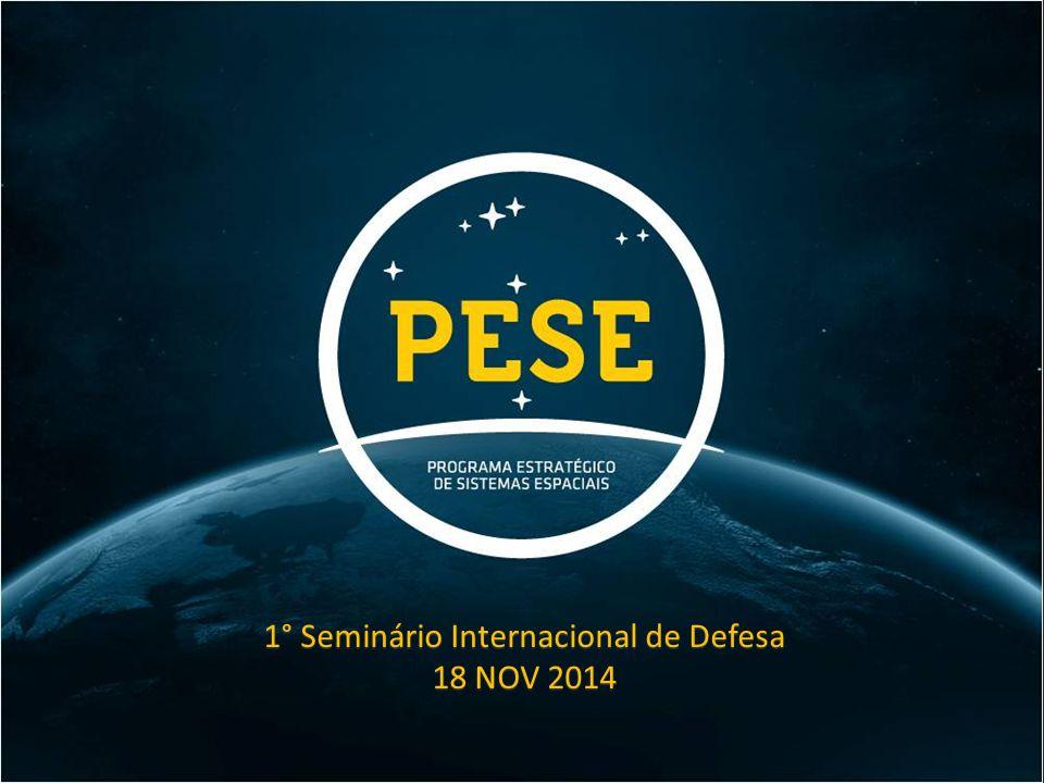 1° Seminário Internacional de Defesa 18 NOV 2014