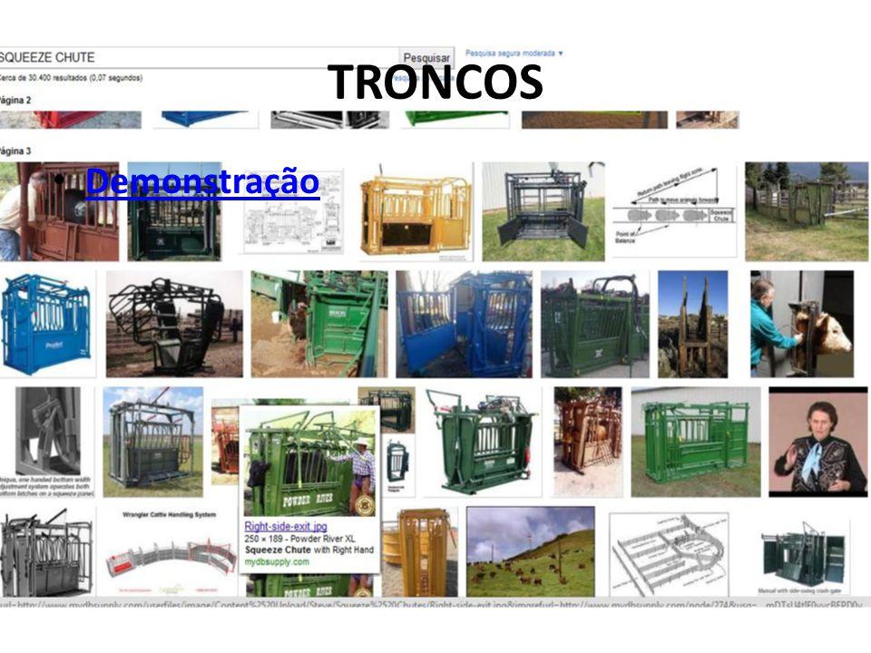 TRONCOS Demonstração