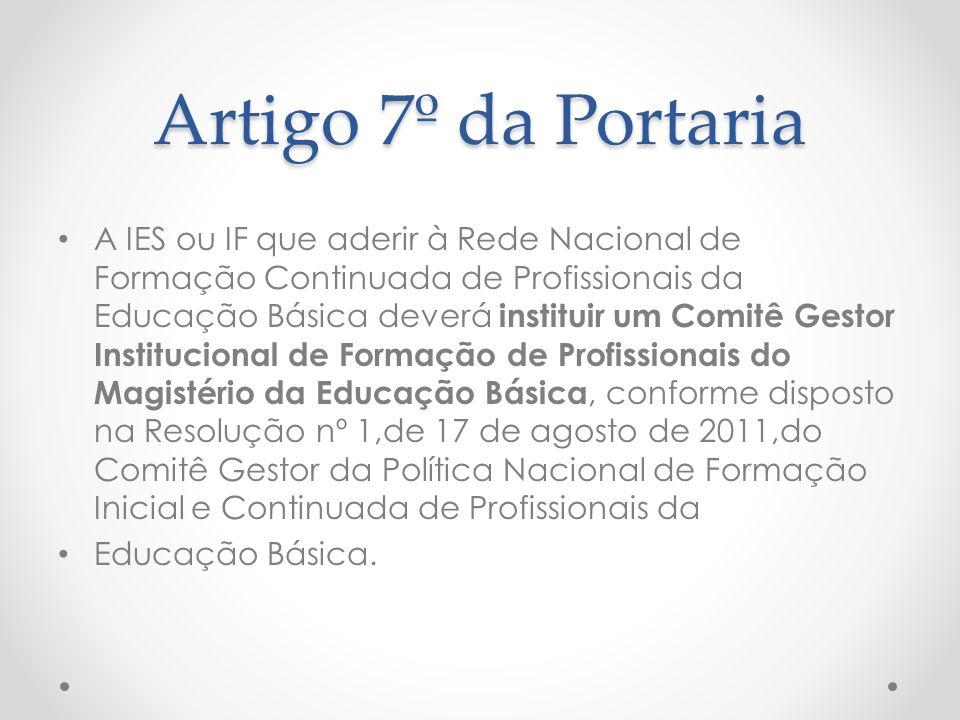 ComFor/UnB PARFOR FE DPP CIL/DEG DEX CURSO LIC.UnB Coor. ComFor Ato do DEG nº007/2013
