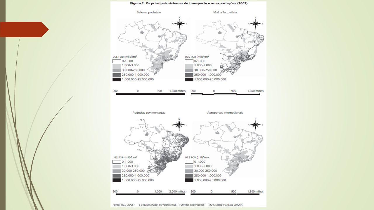 DISTRIBUIÇÃO DA INDÚSTRIA NO SUDESTE  A região Sudeste é a que possui a maior concentração industrial do país.