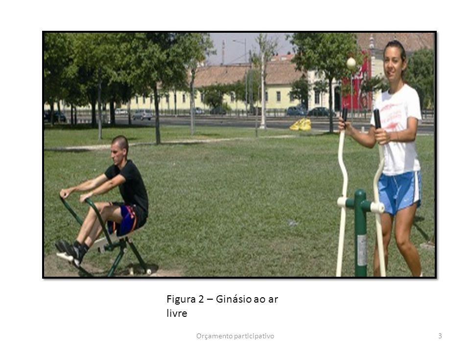 3 Figura 2 – Ginásio ao ar livre