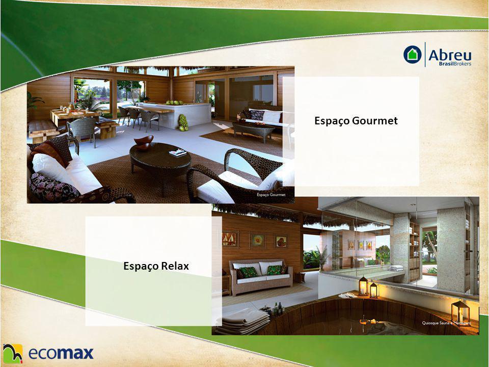 Espaço Relax Espaço Gourmet