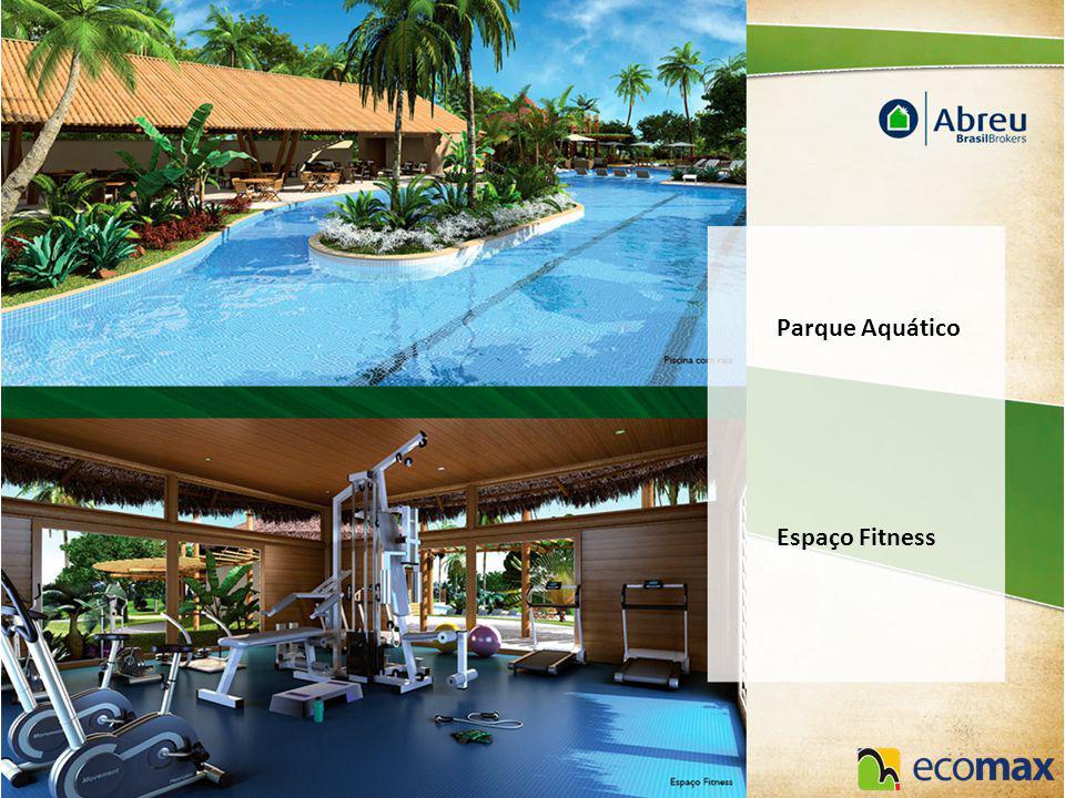 Espaço Fitness Parque Aquático