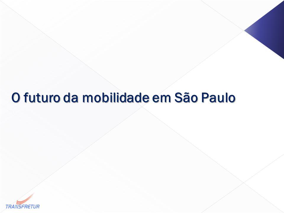 O futuro da mobilidade em São Paulo