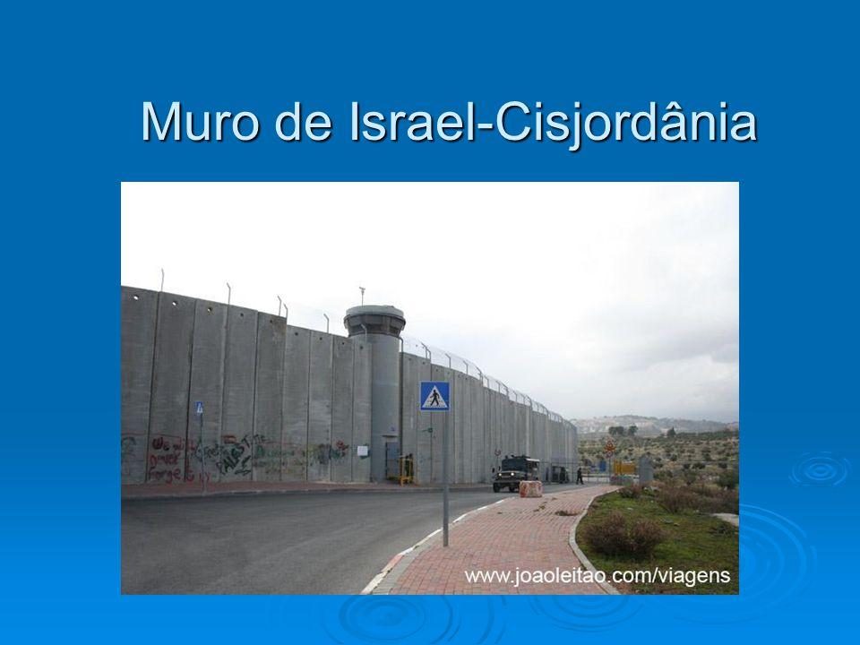 Muro de Israel-Cisjordânia