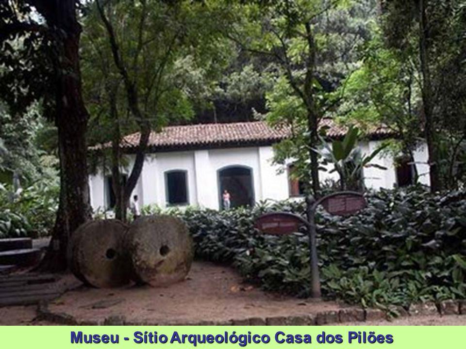 Casa dos Pilões, antiga Fábrica de Pólvora