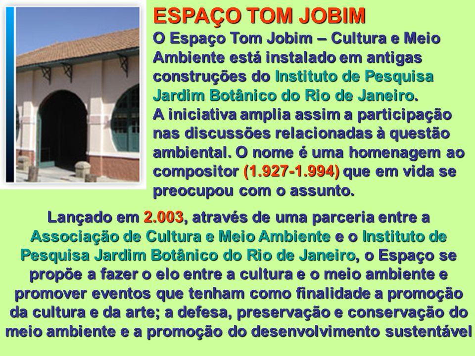 Monumento Tom Jobim