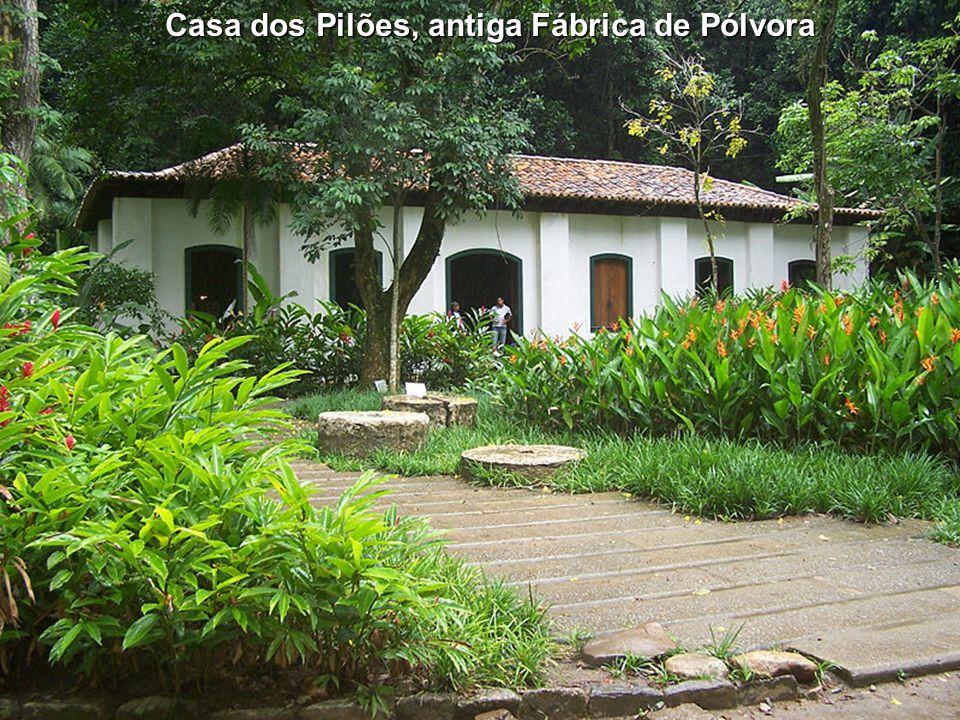 Casa dos Pilões
