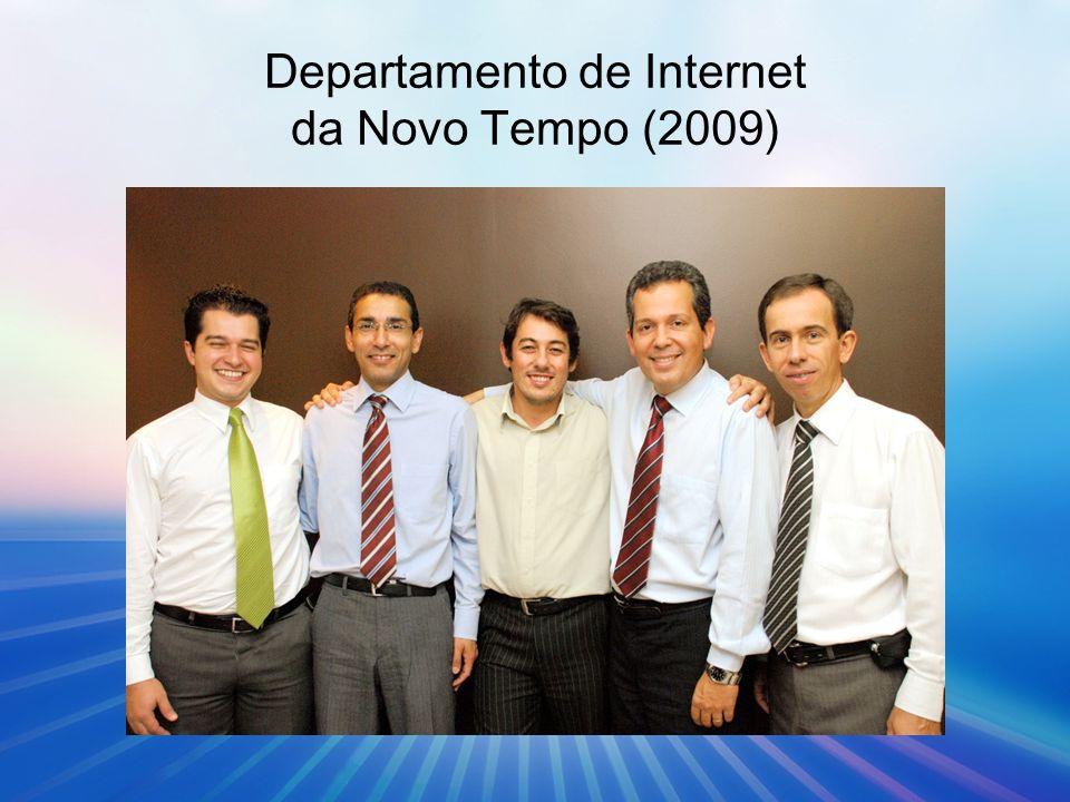 Departamento de Internet da Novo Tempo (2009)