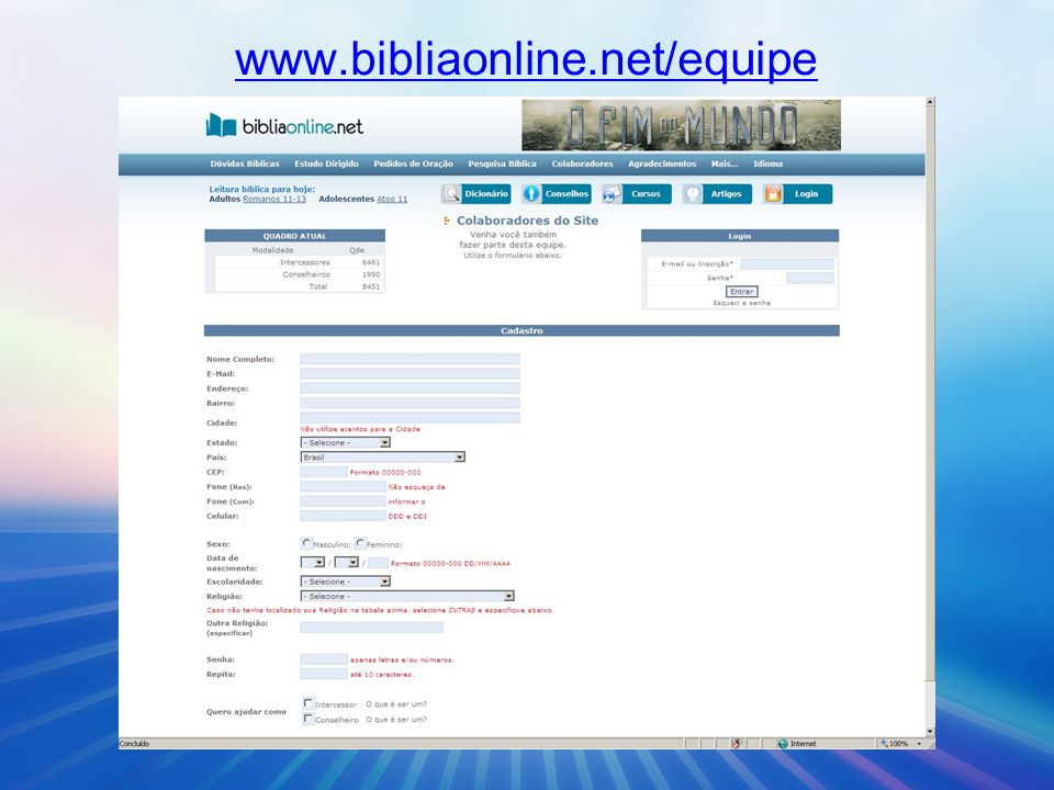 www.bibliaonline.net/equipe