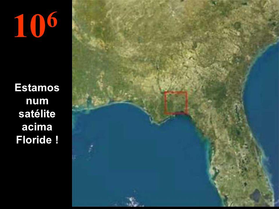Temos um átomo de carbono ! 10 -14 10 femtometros