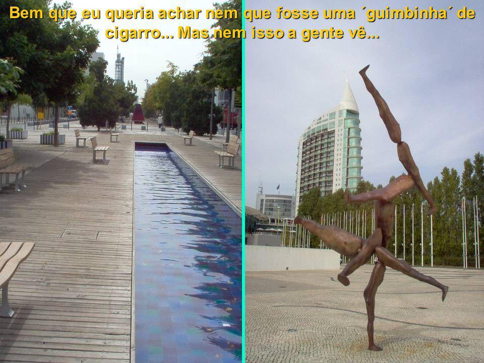 Pode-se visitar alguns dos Pavilhões que se mantêm abertos, como o Oceanário, o Pavilhão do Conhecimento ou o Teatro Camões.