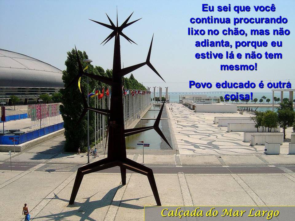 O Homem Sol, no Rossio dos Olivais.