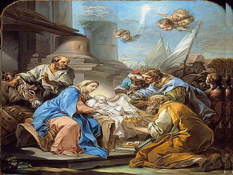 - A Estrela, inventada por Mateus, não é um astro no céu, mas a pessoa de Jesus.