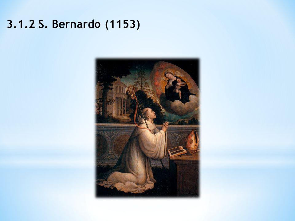 A Virgem Santa Maria «concebeu em seu espírito, antes de conceber em seu ventre» e assim se exalta a sua fé e a sua obediência e se declara o seu espiritual parentesco com o Filho;