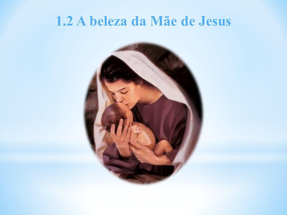 Mas também comemora a fé e a humildade com que Santa Maria O recebeu e O «trouxe em seu ventre» (Pf).