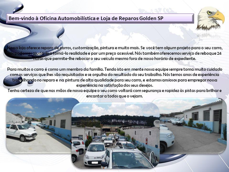 É com muito orgulho que anunciamos o lançamento do novo website da empresa Golden SP.